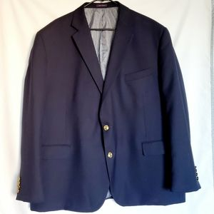 Stafford Executive Classic Fit Men's Blazer Sz 52R